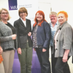 Kölner Vorbildunternehmerinnen mit Oberbürgermeisterin Henriette Reker