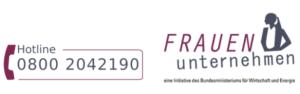 Hotline Frauen-Unternehmen-Initiative